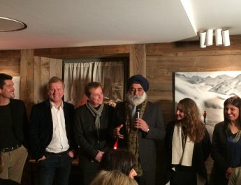 Cox and Kings celebrates 10 years of its association with Chamonix Mont Blanc