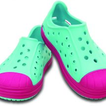 Crocs launches it's new Bump It collection for kids!