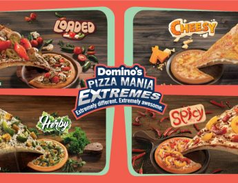 Dominos Pizza Mania Extremes