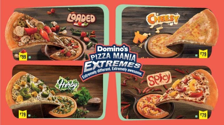 Dominos Pizza Mania Extremes