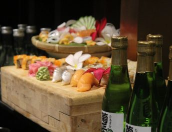 Explore Japan only Sushi Sake at Hyatt Regency Gurgaon