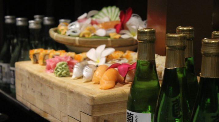 Explore Japan only Sushi Sake at Hyatt Regency Gurgaon