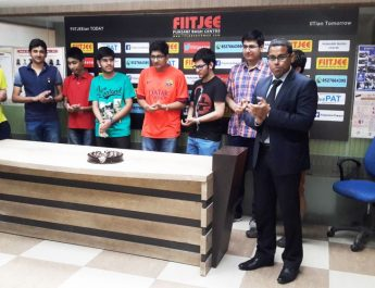 FIIT JEE - Main Score Celebrations