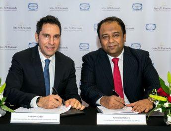 Haitham Mattar - CEO of Ras Al Khaimah Tourism Development Authority - Ashutosh Mehere - Sr VP - Cox and Kings