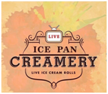 Ice Pan Creamery at DLF Place Saket Logo