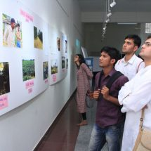 'In the Pursuit of Justice' – Photo exhibition by students of Azim Premji University