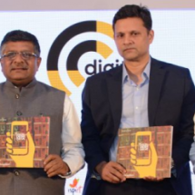 India's IT Minister Ravi Shankar Prasad Launches 'Digital Desh 2.0' report