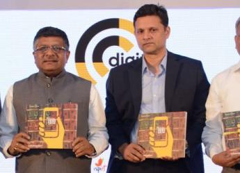 Indias IT Minister Ravi Shankar Prasad Launches Digital Desh 2.0 report