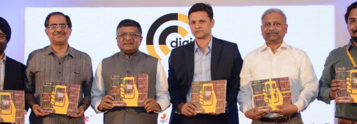 Indias IT Minister Ravi Shankar Prasad Launches Digital Desh 2.0 report