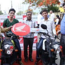 Revolutionary Honda NAVI rides in Indore