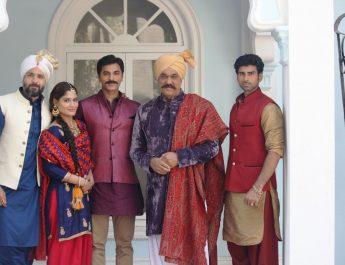 Iqbal Khan - Aarti Singh - Sidhant Suryavanshi - Mukesh Khanna and Akshay