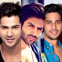 Kartik Aaryan joins Sidharth Malhotra and Varun Dhawan on Times Most Desirable List!