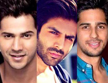 Kartik Aaryan joins Sidharth Malhotra and Varun Dhawan on Times Most Desirable List