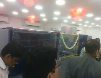 Konica Minolta Installs its 1st MGI JET Varnish 3DS in India
