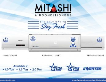 Mitashi - AC Range Launch