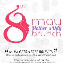 Mother's Day Sunday Brunch @ Novotel Hyderabad Airport