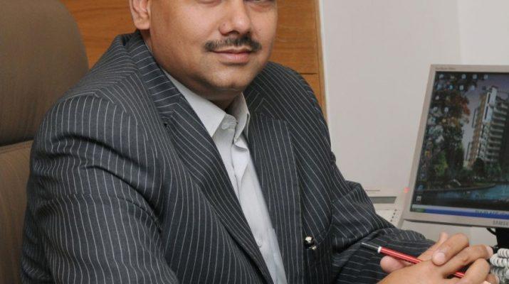 Mr. Praveen Jain, President NAREDCO