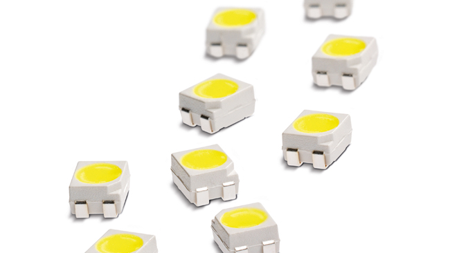 New polyester compounds for LED chips