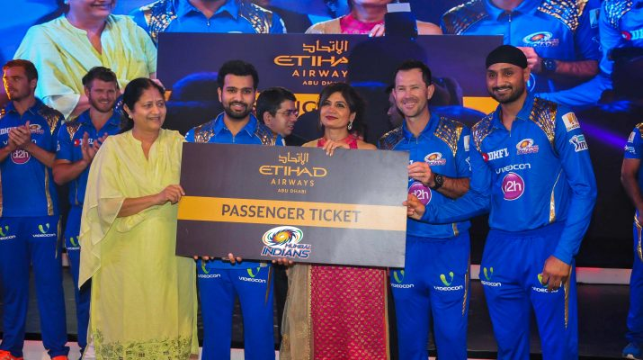Pallavi Kapadia, President of Incredible Vacations won a pair of Business Class tickets on Etihad Airways A380