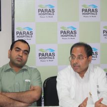 Paras Hospitals, Gurgaon conducts India's first ever research on cost and comparison of heart stents