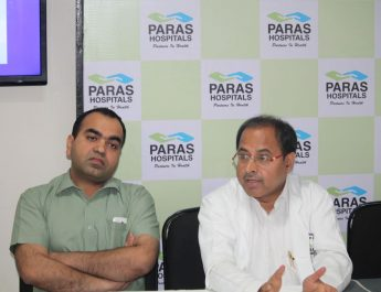 Paras Hospitals - Gurgaon - Indias 1st Research on stents