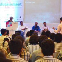 The Delhi School of Communication Steals The Edutainment Show 2016