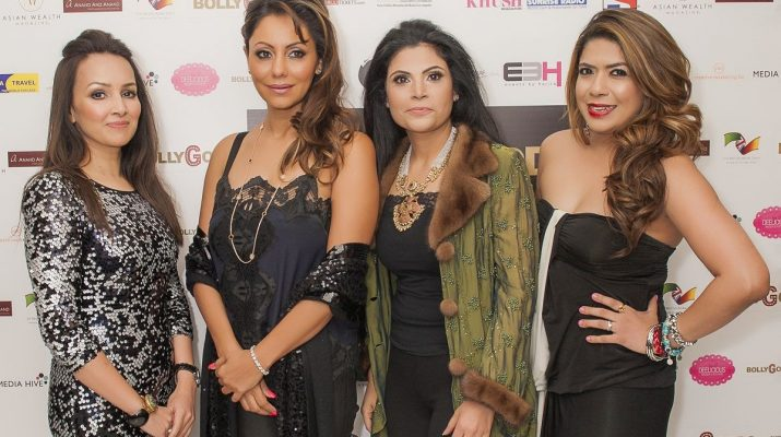 Promila Bahri, Gauri Khan, Shivani Ahluwalia and Monica - Latest