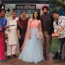 Saina Nehwal on The Kapil Sharma Show – Sony