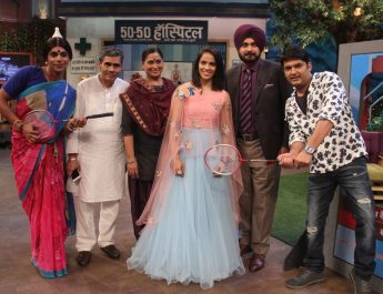Saina Nehwal on The Kapil Sharma Show