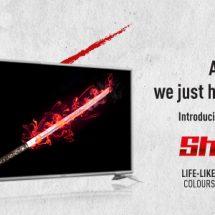 Flipkart announces the exclusive launch of Panasonic 'Shinobi Pro' LED TV series