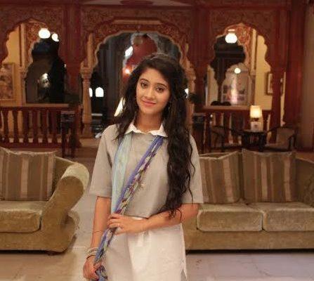 Shivangi Joshi as Naira in Yeh Rishta Kya Kehlata Hai