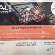Cornitos Refried Beans accolades with SIAL Innovation Awards 2016