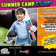 SUMMER CAMP that you have never experienced before