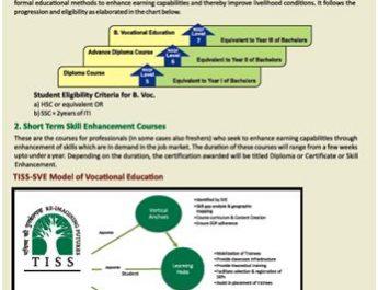 Tata Institute of Social Sciences School of Vocational Education