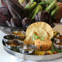 The zest of South India on your plate at Kitchen District, Hyatt Regency Gurgaon