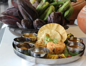 The zest of South India on your plate at Kitchen District - Hyatt Regency Gurgaon