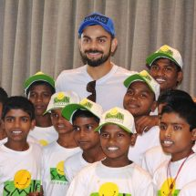 Virat Kohli Foundation and Smile Foundation to host the biggest Charity Gala Dinner to support children and youth empowerment