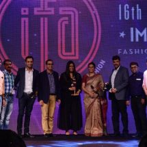 """W for Woman bags the """"Most Admired Fashion Brand of the Year"""" award at India Fashion Forum 2016"""