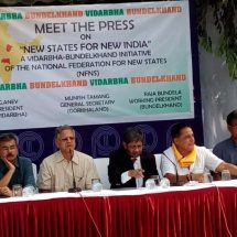 """New States for New India"" – A Vidarbha – Bundelkhand initiative"