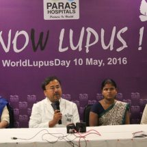 On World Lupus Day, Paras Hospitals Gurgaon Highlights Complex Nature of the Disease