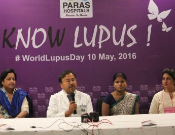 World Lupus Day- Paras Hospitals Gurgaon