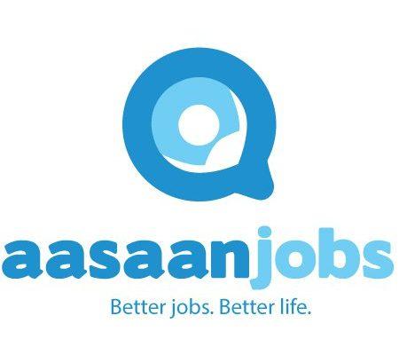 aasaanjobs - logo