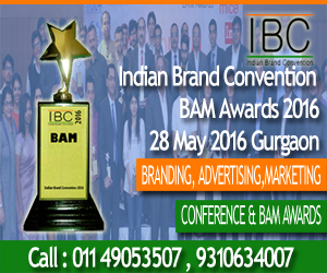 Indian Brand Convention & BAM Awards 2016