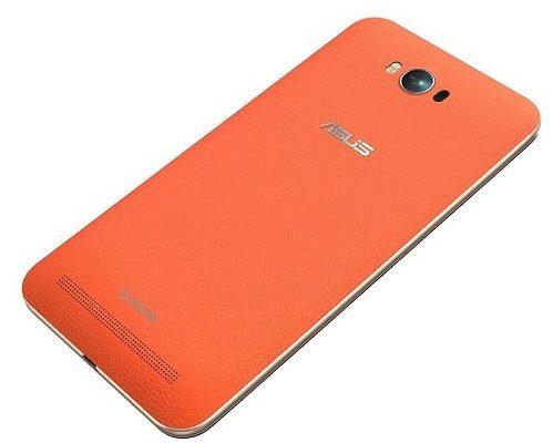 ASUS Zenfone MAX_ZC550KL_Orange