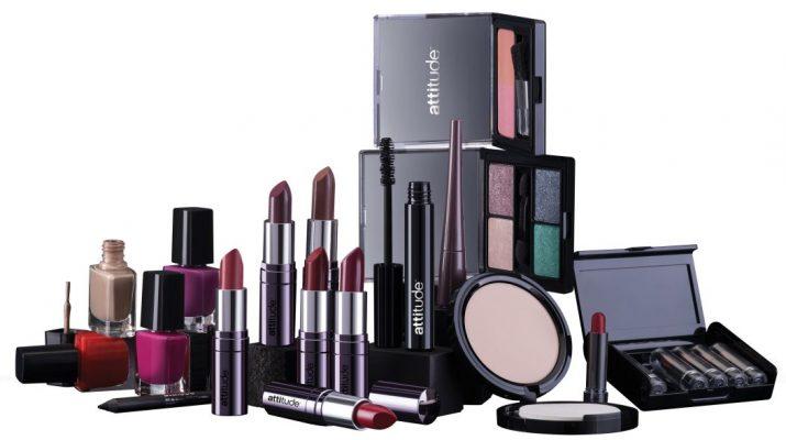 Amway Attitude Range Cosmetics