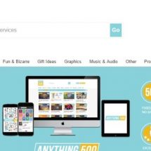 Anything500, an online marketplace for digital services launched in India