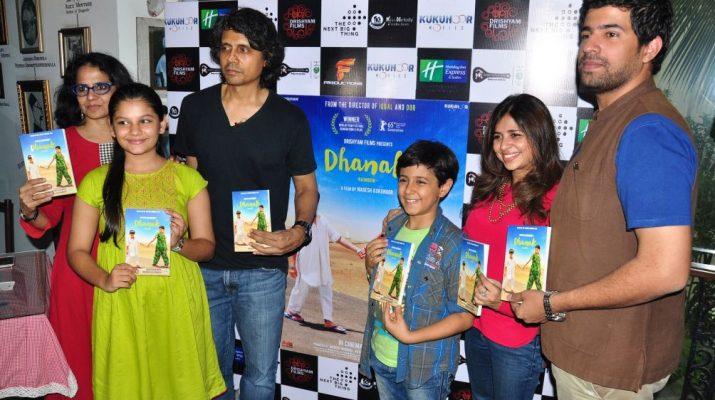 Anushka Ravishankar - Hetal Gada - Nagesh Kukunoor - Krrish Chabria - Elahe and Shaaz Mehmood at SodaBottleOpenerWala 1