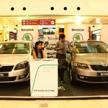 DLF Place, Saket Successfully Concluded Auto Mall 2016