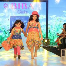Little BIBA Divas Stole the Show at India Kids Fashion Week, Delhi