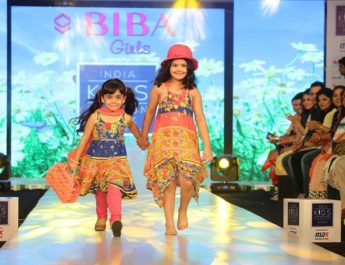 Biba Girls - Fashion Show